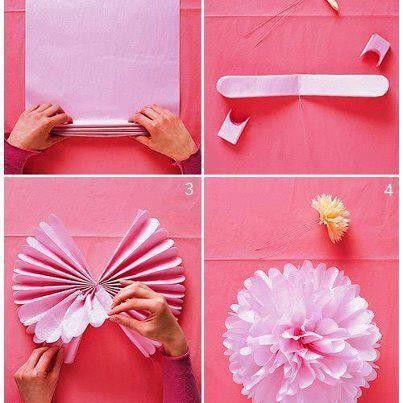 Pliage de serviette en papier simple pour anniversaire table de lit a roulettes - Plier serviette table ...